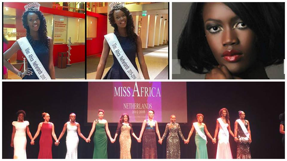 miss africa netherlands