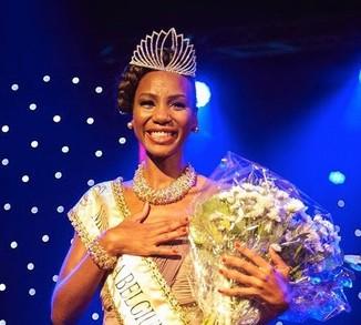 Miss africa belgium
