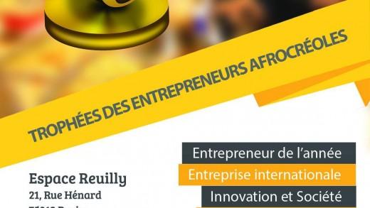 trophées des entrepreneurs