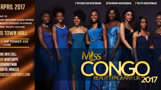 miss congo uk 2017 2