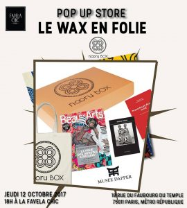 nooru box wax en folie