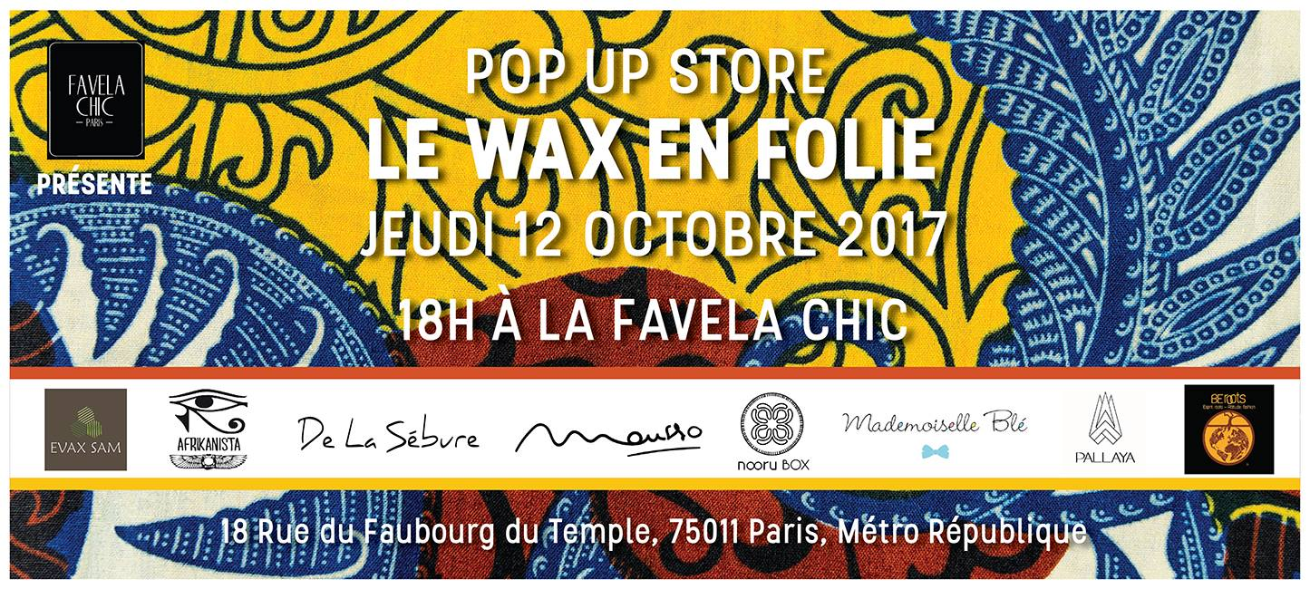 Le Wax En Folie