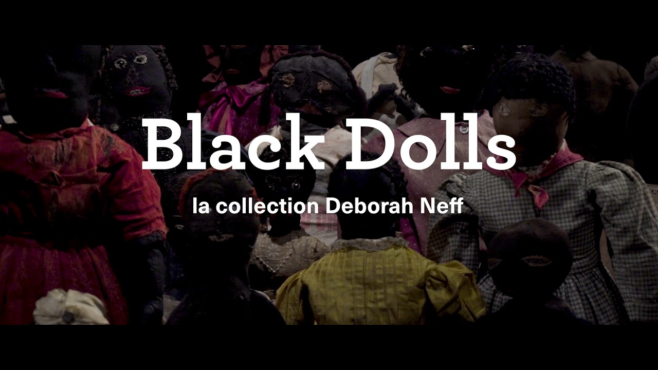 «Black Dolls», l'exposition