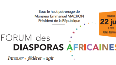 Forum des diasporas africaines de France