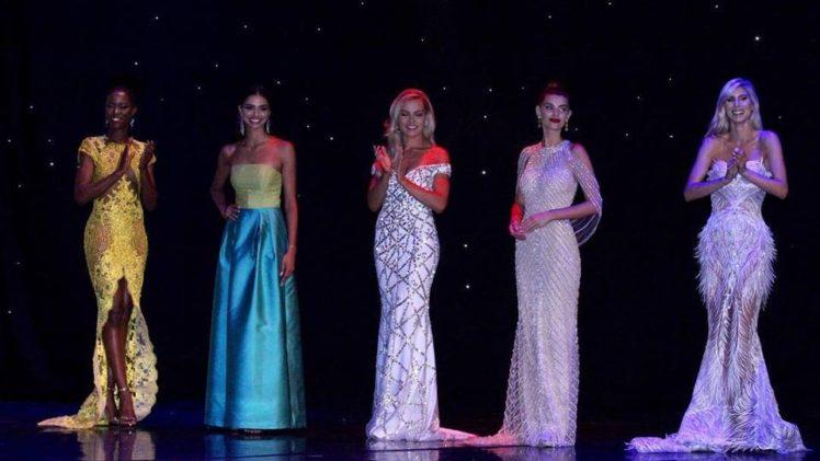 Miss Univers Grande-Bretagne 2018