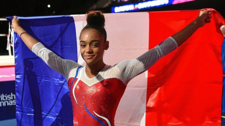 Gymnastique : Mélanie de Jesus dos Santos championne d'Europe