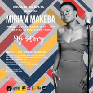Miriam Makeba_My Story_visuel 2