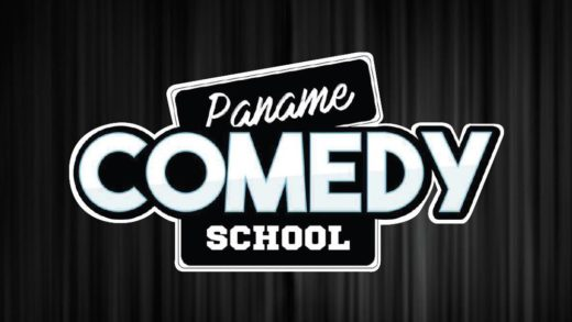 paname comedy school logo