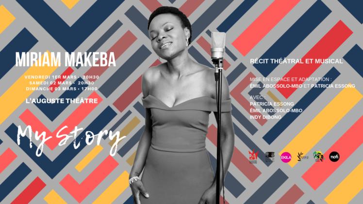 Miriam Makeba : My Story