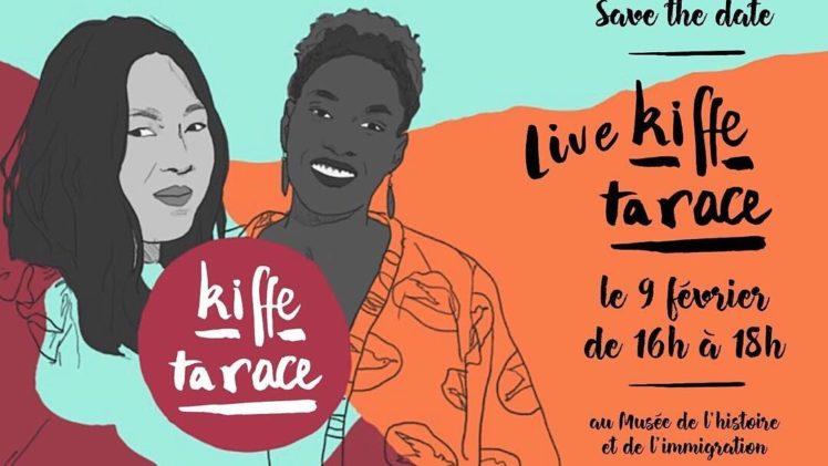 KIFFE TA RACE en live !