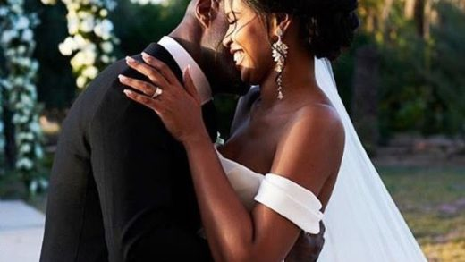 idriss elba mariage