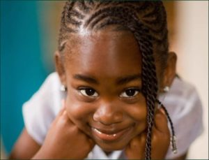 Little black girl braids with beads Latest D56D Cute Hairstyles for Black Girls with Natural Hair Fresh Quick Little