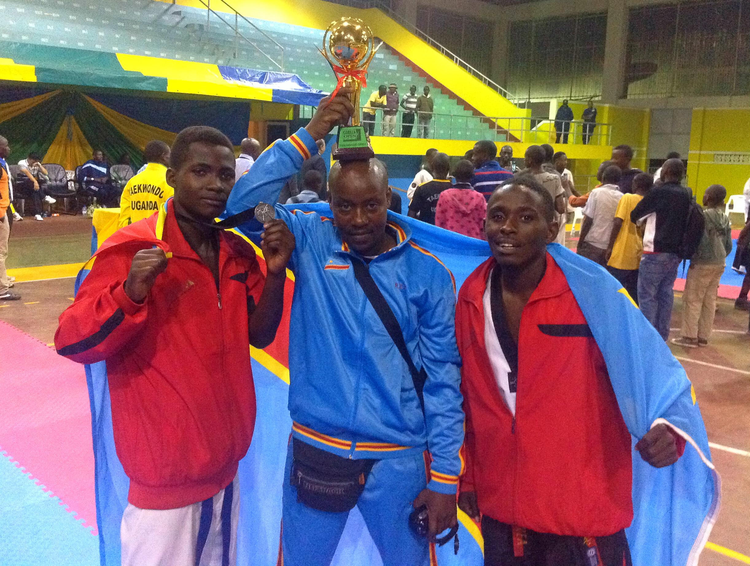 Taekwondo Congo2