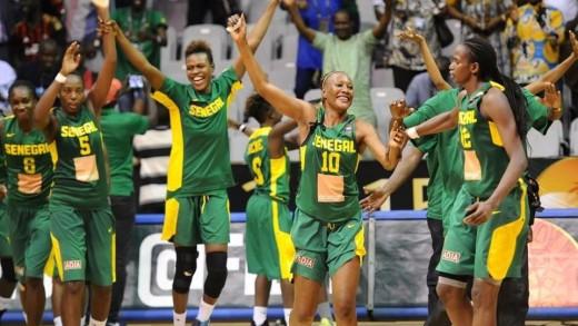 Afrobasket women