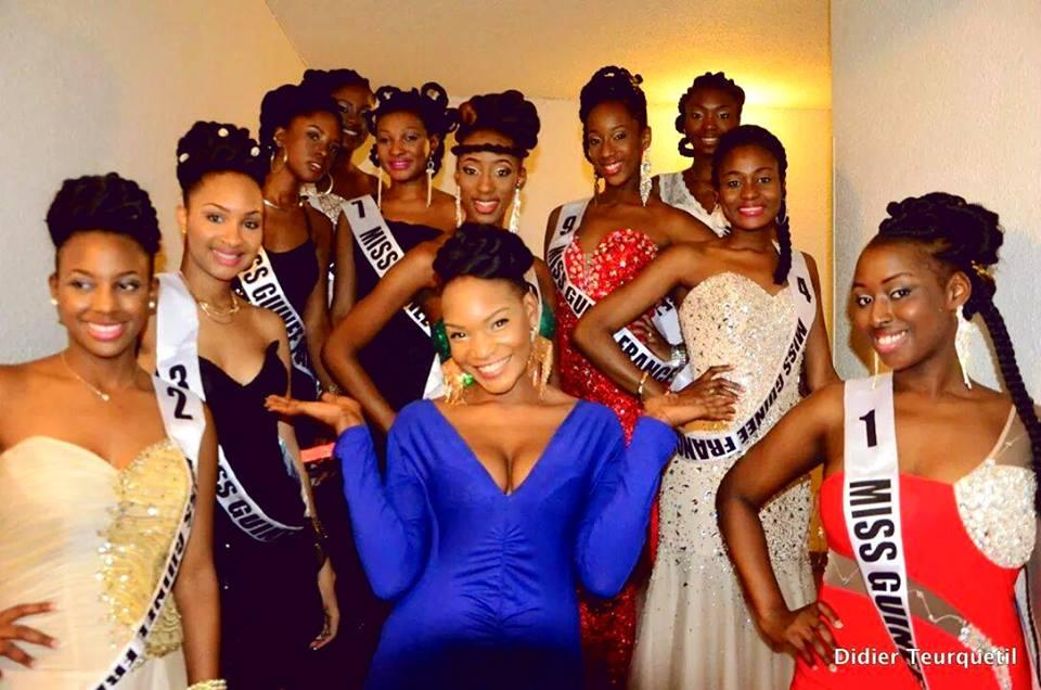 MISS GUINEE FRANCE