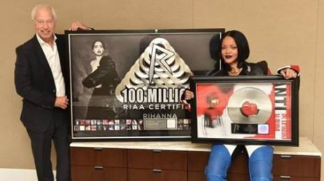 Rihanna records