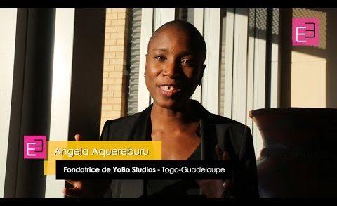 Rencontre avec … | Angela Aquereburu