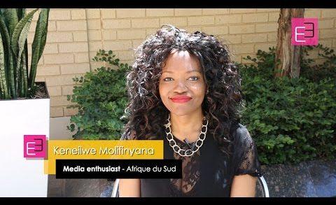 Rencontre avec … | Keneilwe Molifinyana