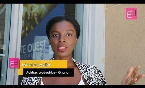 Rencontre avec … | Maame Adjei