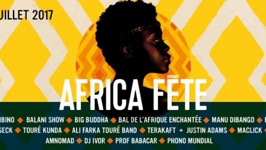 africa fete