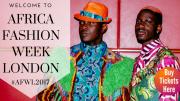 Africa Fashion Week London 2017