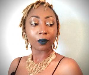Nicolette Arnould, fondatrice de Nyeusi Créa Locks