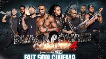 Black Power Comedy 4
