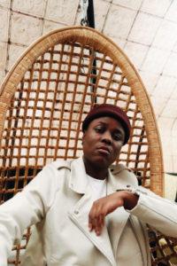 Marina Wilson par @NoellaL pour L'Afro / #FraichesWomen