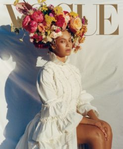 Vogue, september 2018 - photographed by TYLER MITCHELL