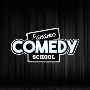 paname comedy school logo