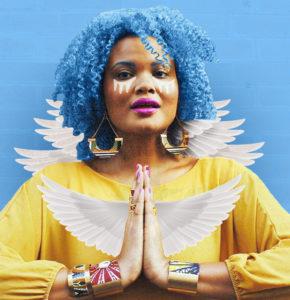 Mohéna créa sa marque d'accessoires « Ohéa » entre Paris et Douala