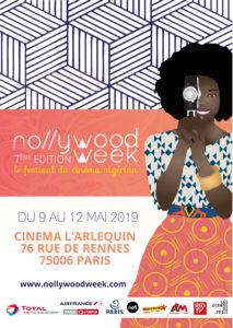 Nollywood Week 2019_affiche officielle_Nollywood au féminin