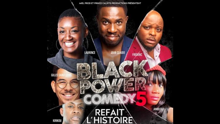 Black Power Comedy